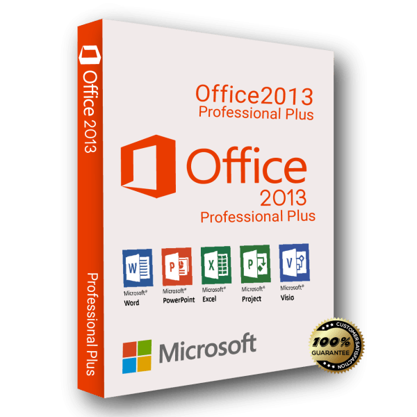 Office 2013 Pro Plus
