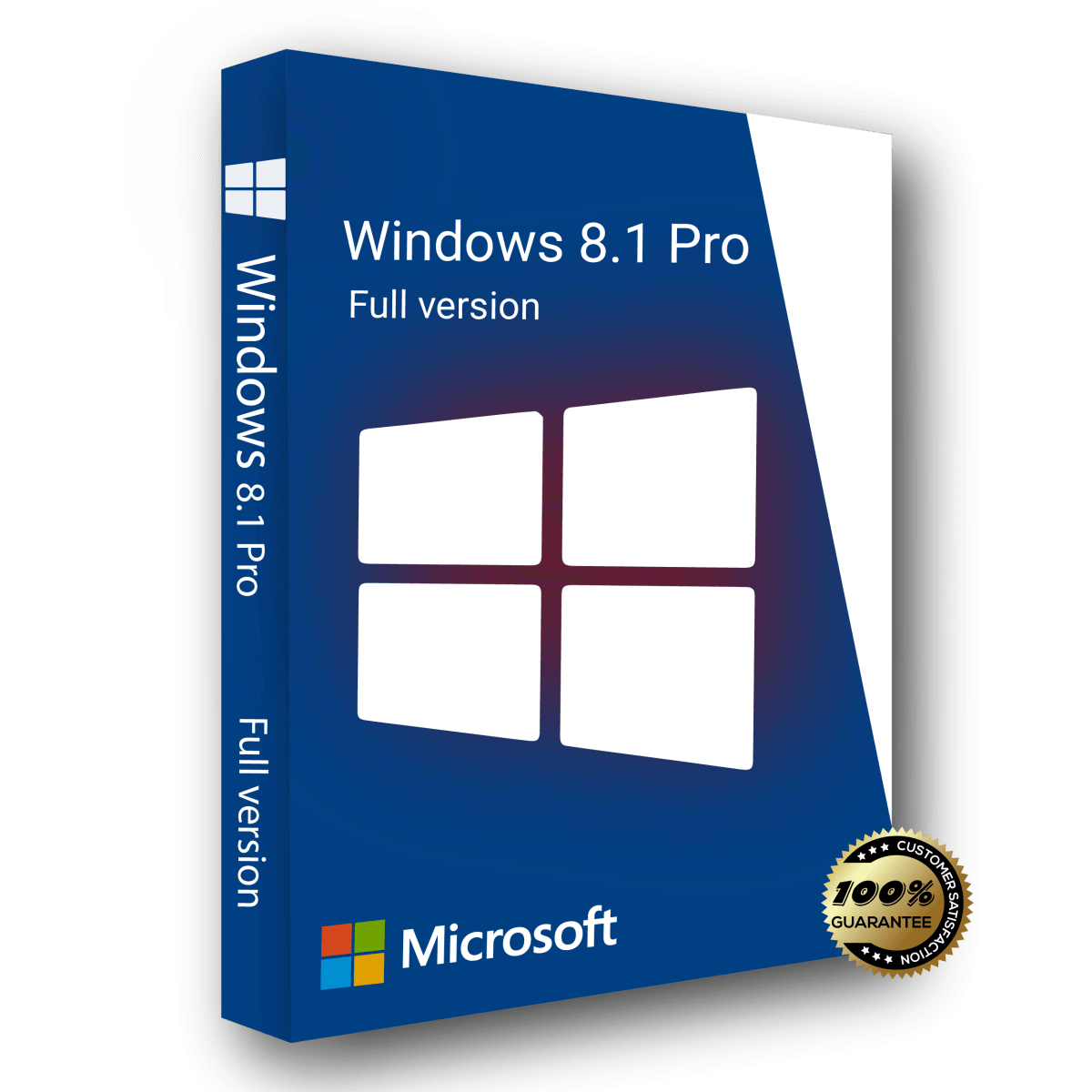 Windows 8.1 Pro Full version